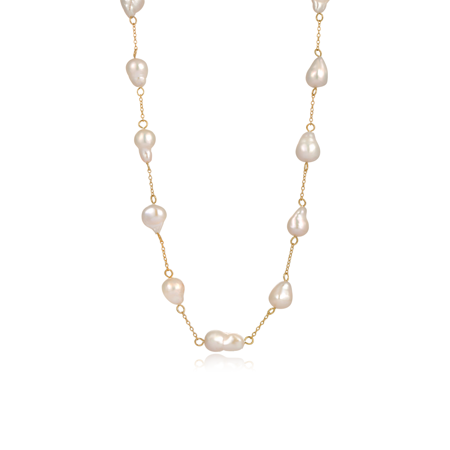 Jannie Pearl Choker by Emili on curated-crowd.com