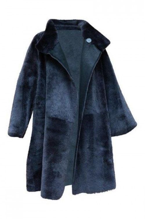 Audrey Swing Coat by Stoned & Waisted on curated-crowd.com