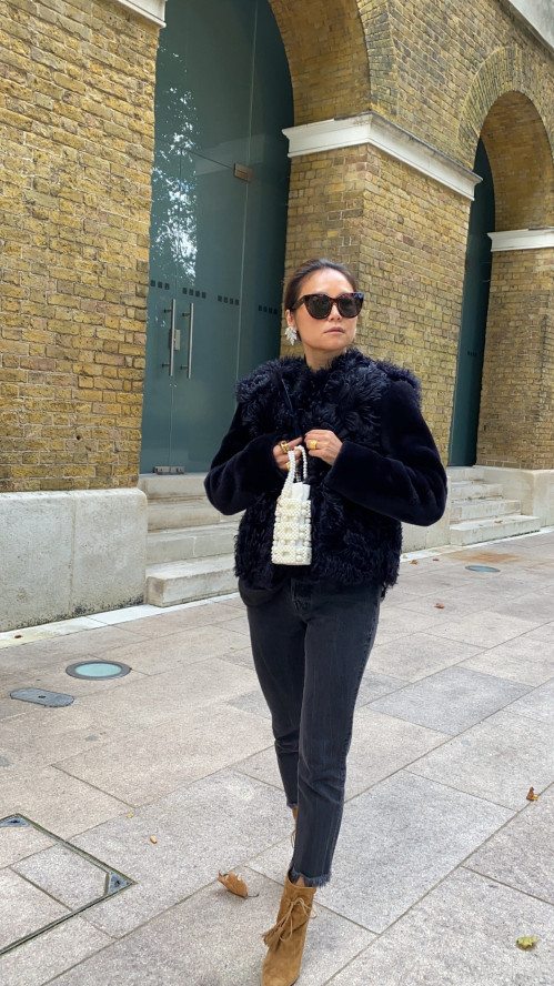 Esmeralda Bucket Bag by 0711 Tbilisi on curated-crowd.com