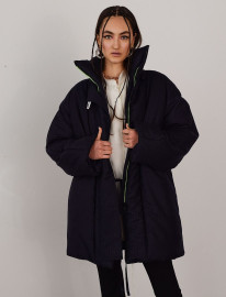 All Day Long Jean Puffer by Manurí on curated-crowd.com
