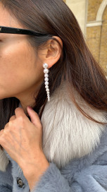 Icicle Earrings by Jessica K on curated-crowd.com
