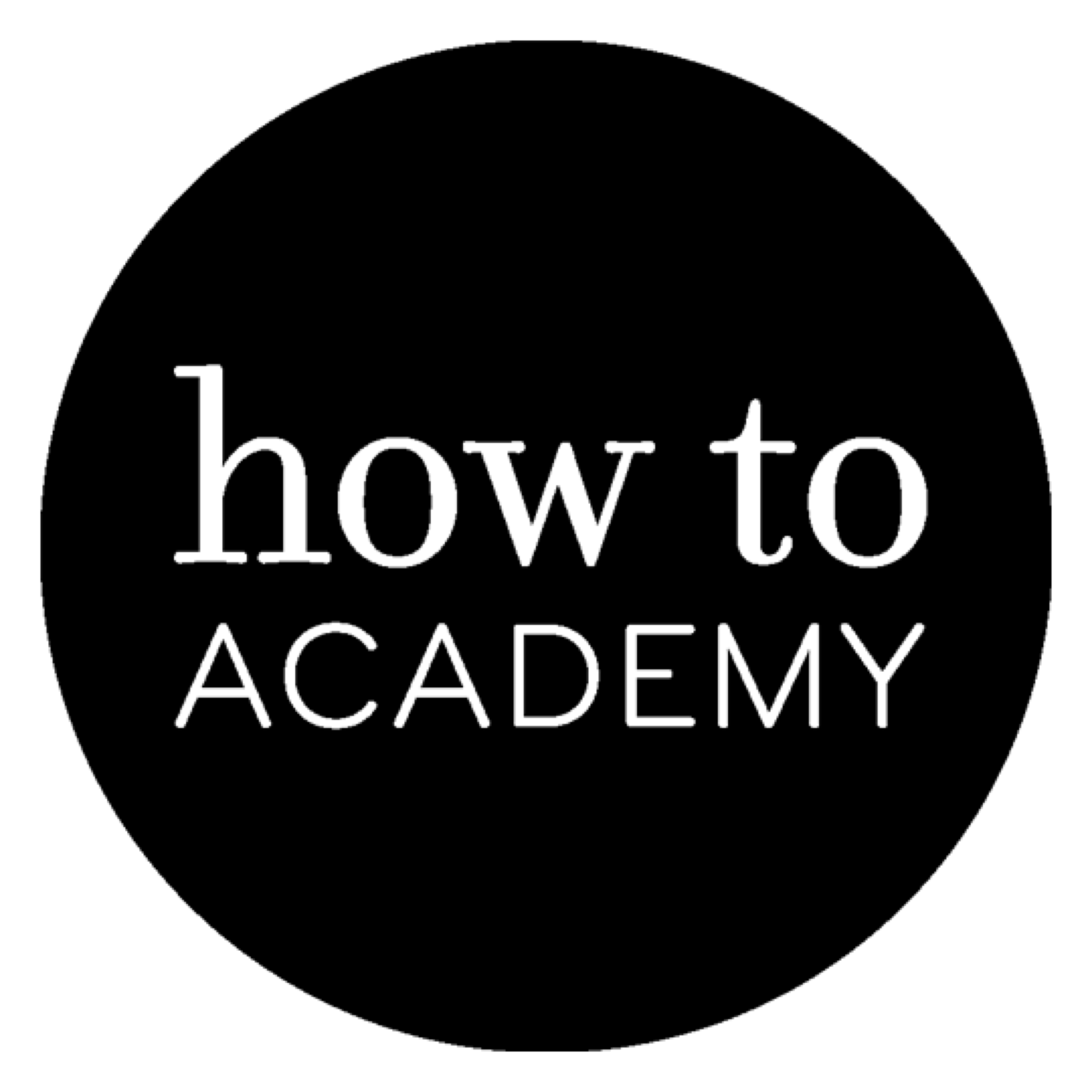 How To Academy icon