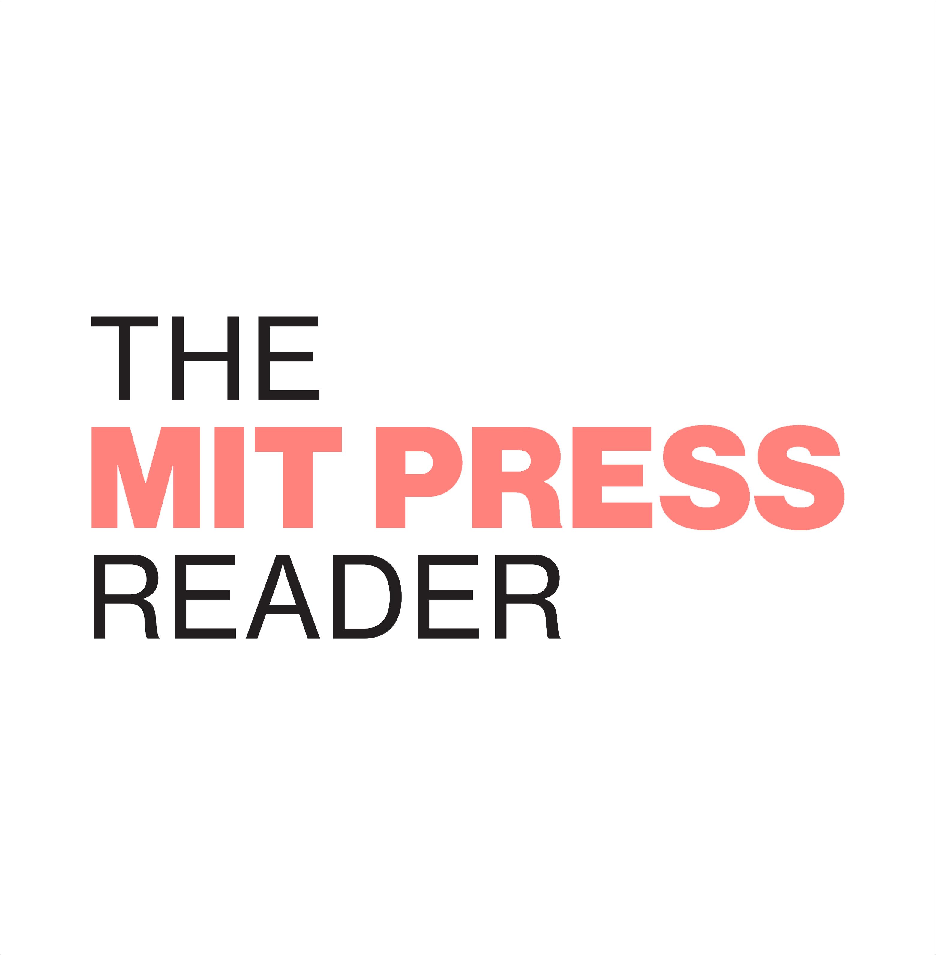 MIT Press Reader icon