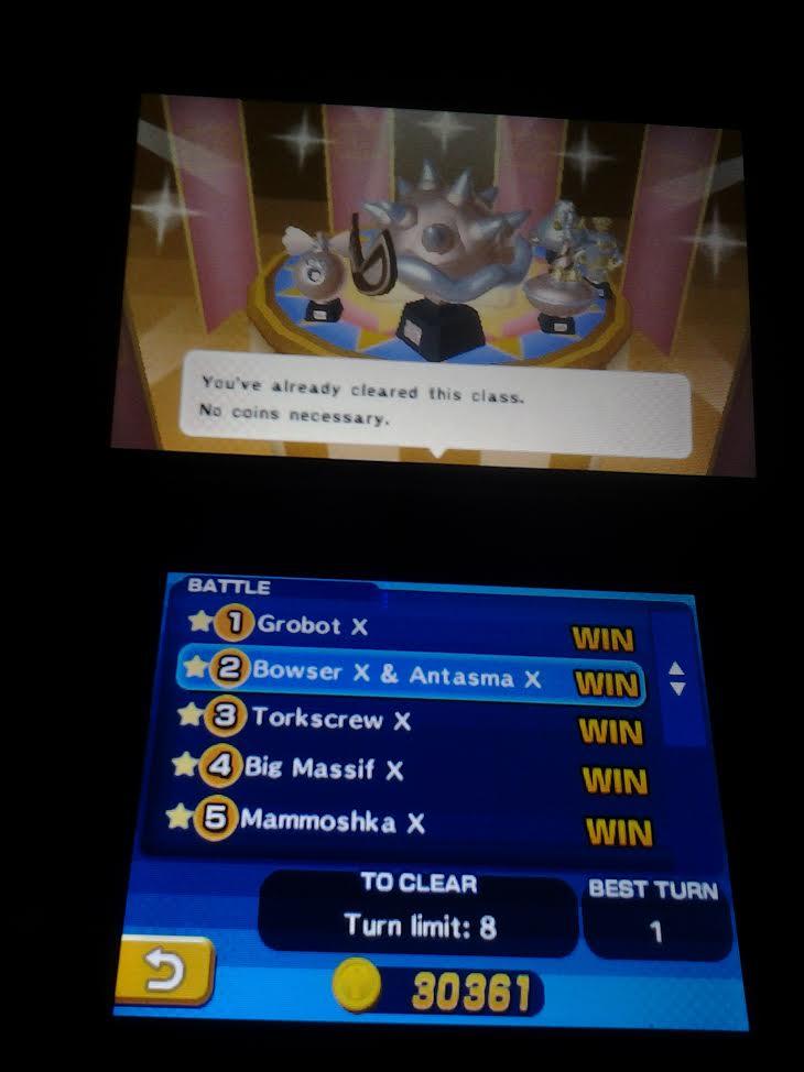 Battle Bowser X Antasma X Video Game High Scores And