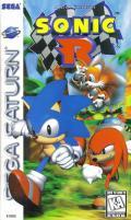 Sonic R (Saturn NTSC)