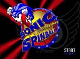 Sonic the Hedgehog Spinball (SMD/GEN)