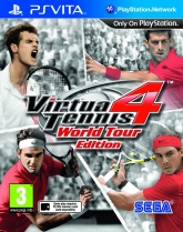 Virtua Tennis 4 (World Tour Edition)