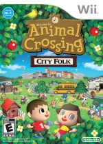 Animal Crossing: City Folk / Let's Go To The City