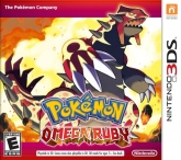 Pokémon Omega Ruby/Alpha Sapphire