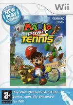 Mario Power Tennis (GC/Wii)