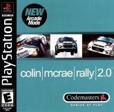 Colin McRae Rally 2.0 (PS NTSC)