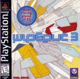 WipEout 3 (PS NTSC)