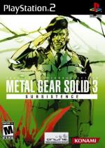 Metal Gear Solid 3: Snake Eater / Subsistence