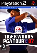 Tiger Woods PGA Tour 07 (PS2)