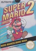 Super Mario Bros. 2 – PAL