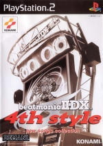 Beatmania IIDX 4th Style: New Songs Collection