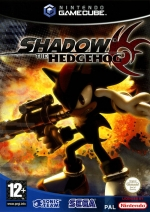 Shadow the Hedgehog (GCN PAL/Xbox)