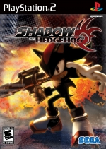 Shadow the Hedgehog (PS2 NTSC)