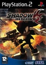 Shadow the Hedgehog (PS2 PAL)