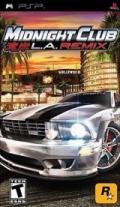 Midnight Club Los Angeles Remix (PSP)