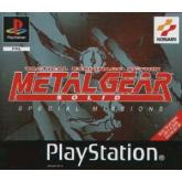 Metal Gear Solid: Special Missions (PS PAL)