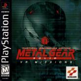 Metal Gear Solid: Special/VR Missions (PS NTSC/PC)