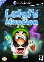 Luigi's Mansion – NTSC