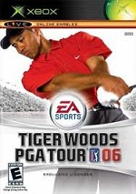 Tiger Woods PGA Tour 06 (GCN/PS2/Xbox)