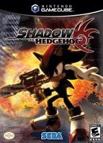 Shadow the Hedgehog (GCN NTSC)
