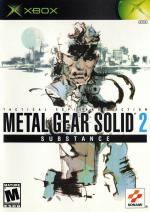 Metal Gear Solid 2: Sons of Liberty / Substance