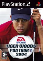 Tiger Woods PGA Tour 2004 (GCN/PS2/Xbox)
