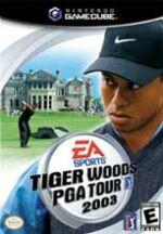 Tiger Woods PGA Tour 2003 (GCN/PS2/Xbox)