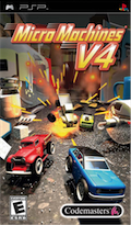 Micro Machines V4 (PS2/PSP)