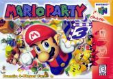 Mario Party – NTSC