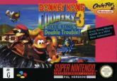 Donkey Kong Country 3: Dixie Kong's Double Trouble – PAL