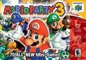 Mario Party 3 – NTSC
