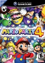 Mario Party 4 – NTSC