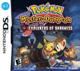 Pokémon Mystery Dungeon: Explorers of Darkness/Time/Sky