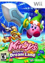 Kirby's Adventure Wii / Kirby's Return to Dream Land