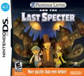 Professor Layton and the Spectre's Call / Last Specter