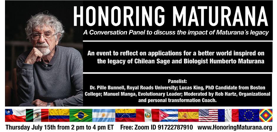 Panel Honoring Maturana