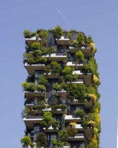 Designing green buildings