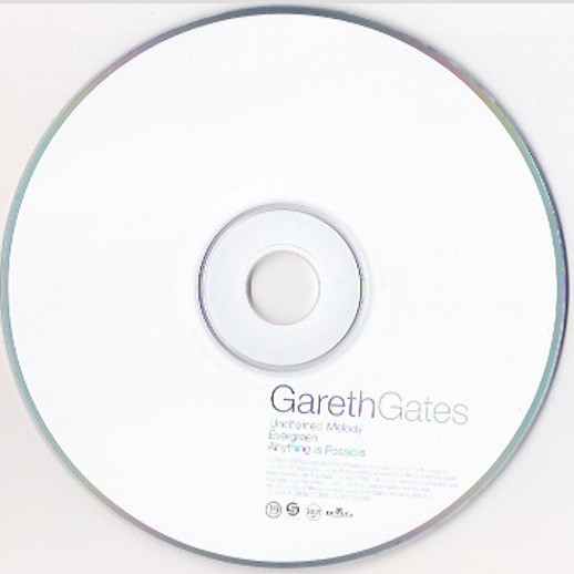 GARETH GATES - Unchained Melody - CD