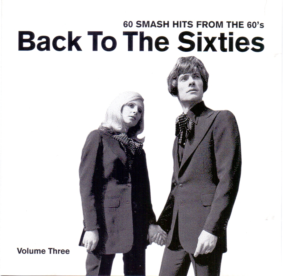 VARIOUS - Back To The Sixties Volume Three - CD
