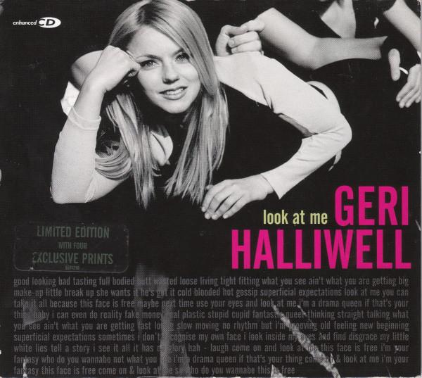 GERI HALLIWELL - Look At Me - CD