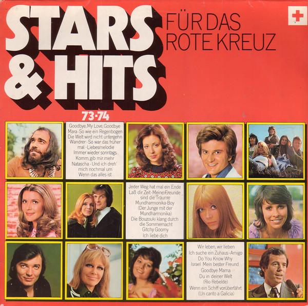 VARIOUS - Stars & Hits Für Das Rote Kreuz - 73-74 - LP