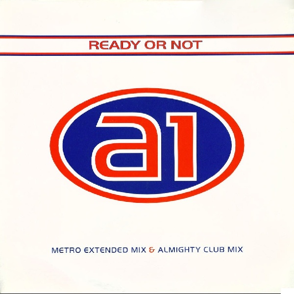 A1 - Ready Or Not - 12 inch x 1