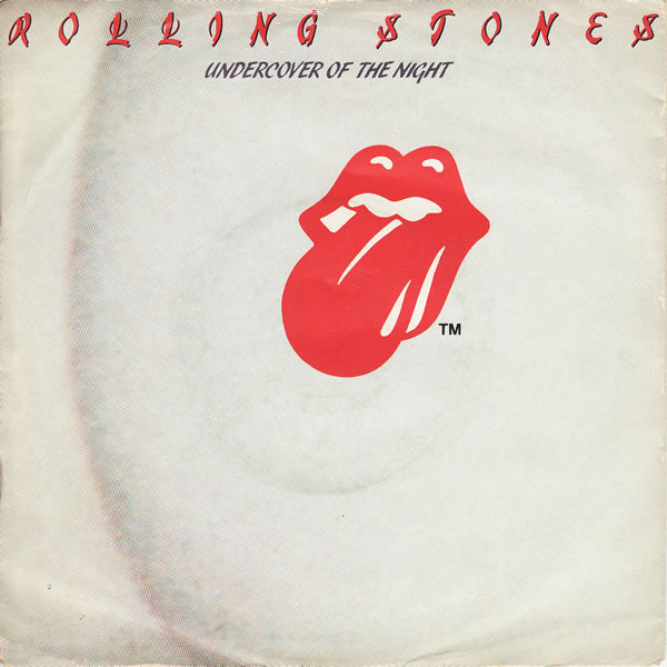 THE ROLLING STONES - Undercover Of The Night - 45T x 1