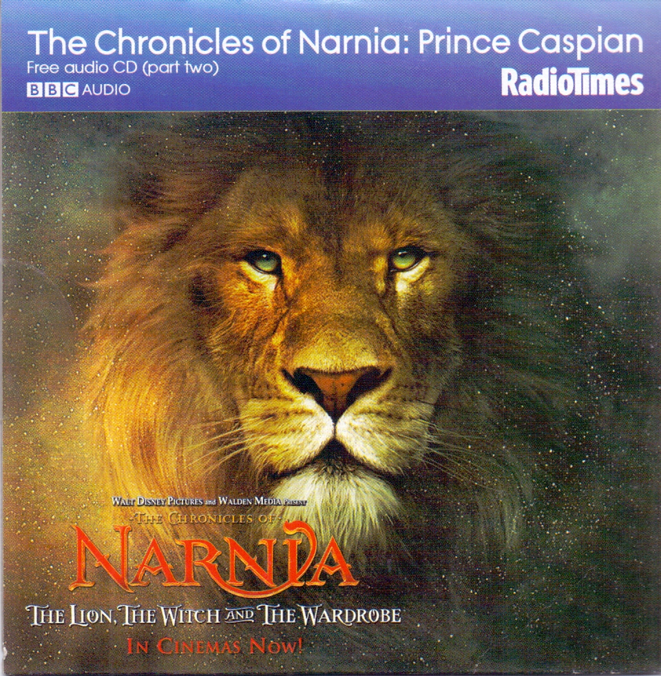 C.S. LEWIS - Chronicles Of Narnia: Prince Caspian (Part Two) - CD