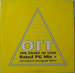 OTT - The Story Of Love - 12 inch x 1